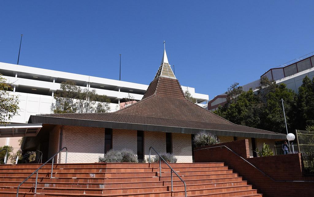 St Lukes Anglican Church, Miranda, Sydney, NSW.