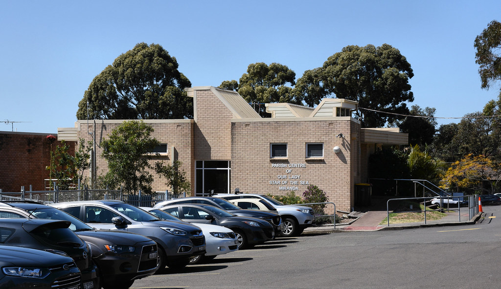 Our lady Star of the Sea Catholic Church, Miranda, Sydney, NSW.