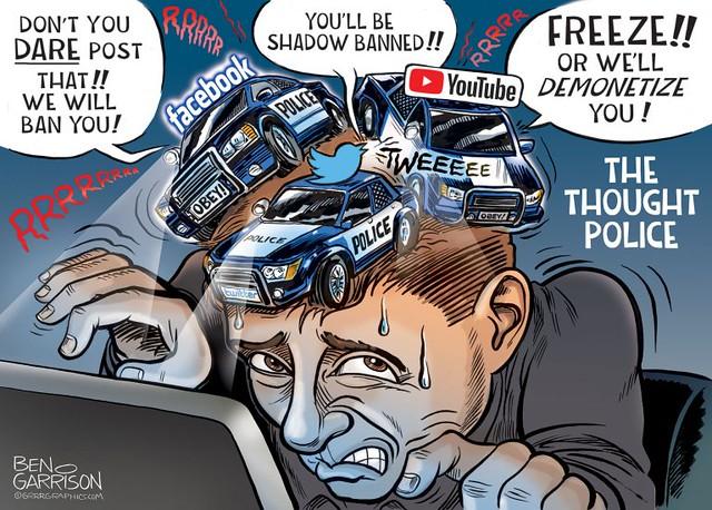 Gondolatrendőrség - Thought Police