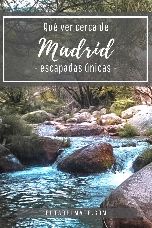 Lugares alucinantes que ver cerca de Madrid