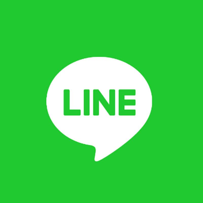 messaging app, LINE