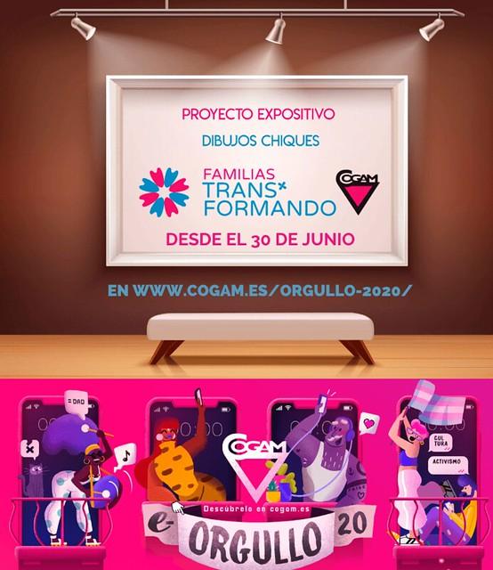 """Exposición """"Dibujos chiques"""""""