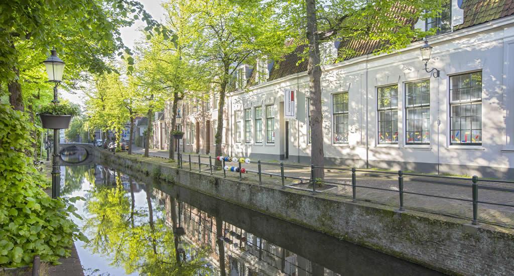 Wat te doen in Amersfoort: bezoek het Mondriaanhuis | Mooistestedentrips.nl