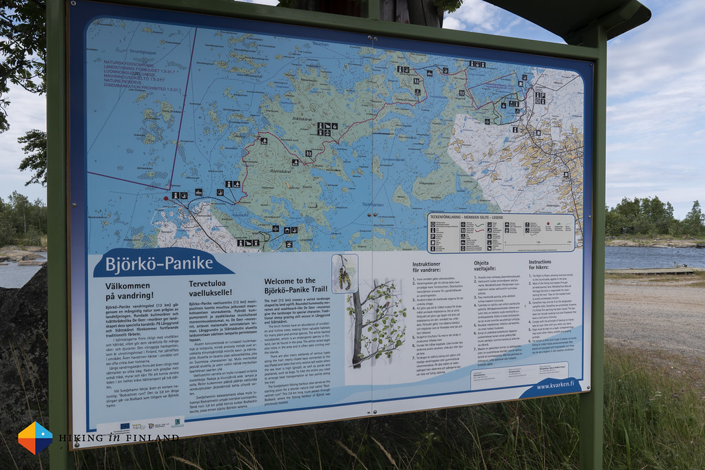 Björkö - Panike Trail