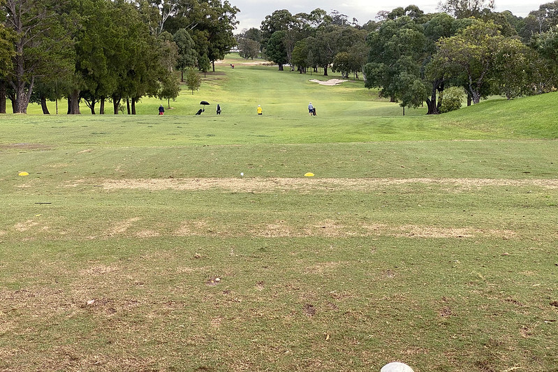 Hole 17, North Ryde Golf Club