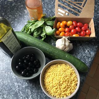 salade de pâtes aux légumes d'été3