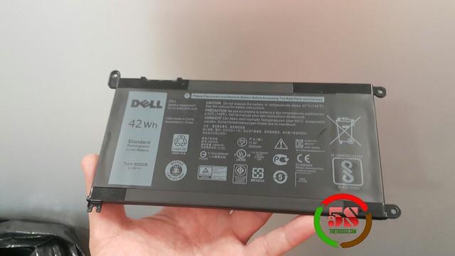 Pin laptop Dell E5567 Zin ( mã pin WDXOR)