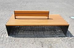 A Monday Bench