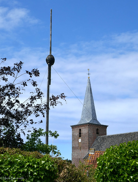 Terschelling: Hoorn, sjouw and church