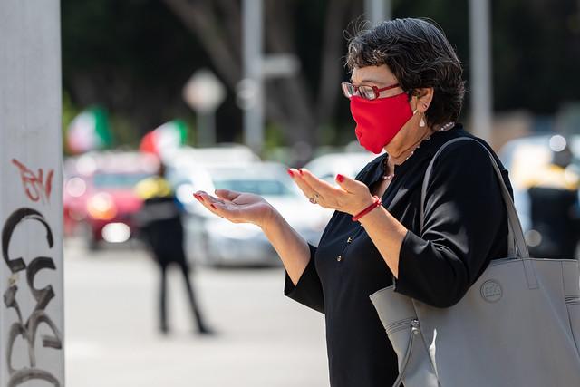 Sunday Prayer, Mexico City