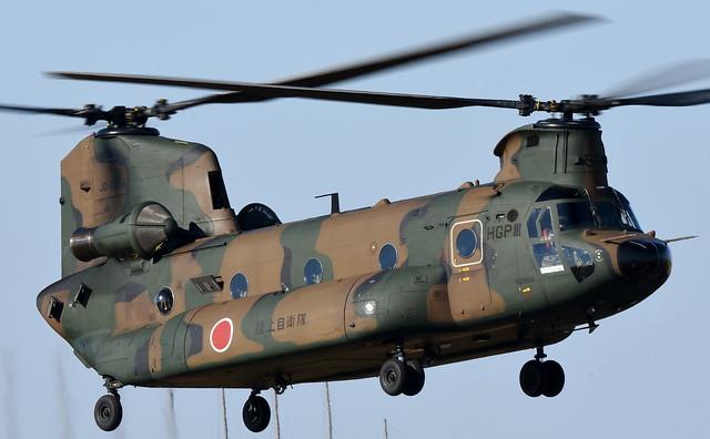 JGSDF CH-47J