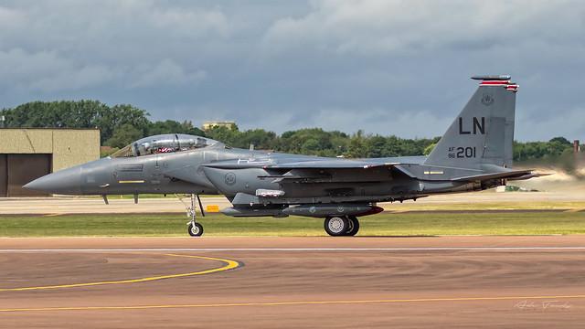 AF96-201 McDonnell Douglas F15E (Lakenheath)