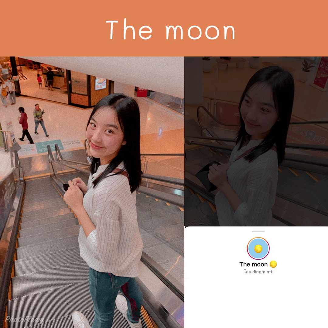 IG Filter The Moon