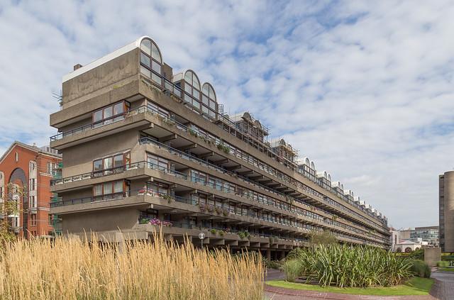 London Barbican Building