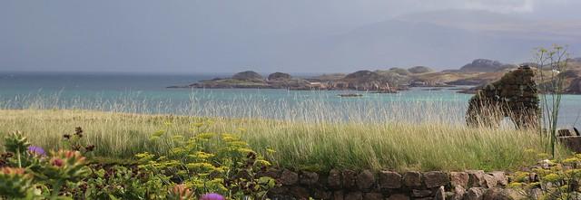 Highland View, Iona, Scotland.
