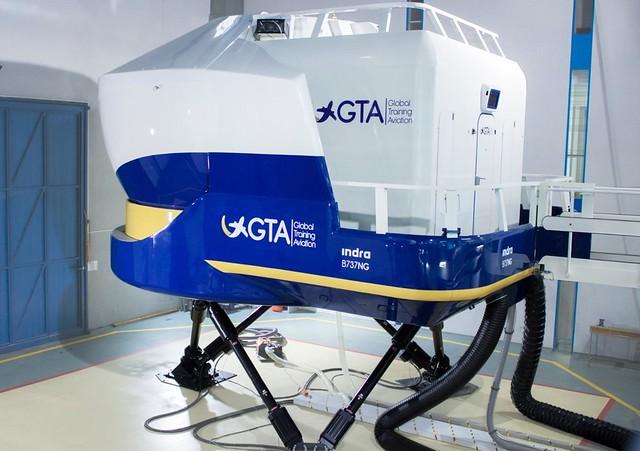 Imagen del simulador de GTA