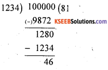 KSEEB Solutions for Class 8 Maths Chapter 1 Playing with Numbers Additional Questions 6
