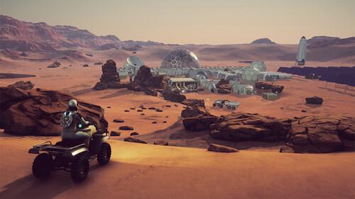 Occupy Mars 1