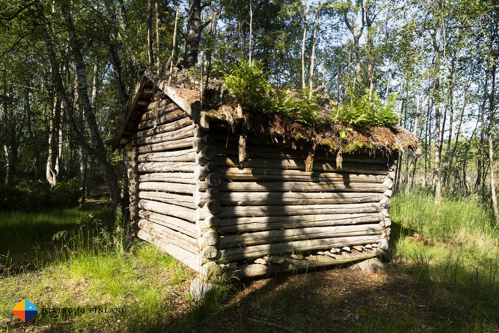 Abandoned Hut on Slåttskäret