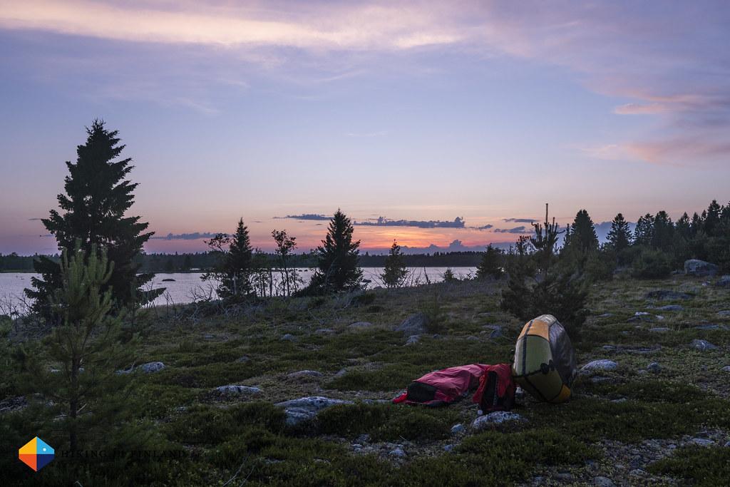 Camp Views on Sondasören