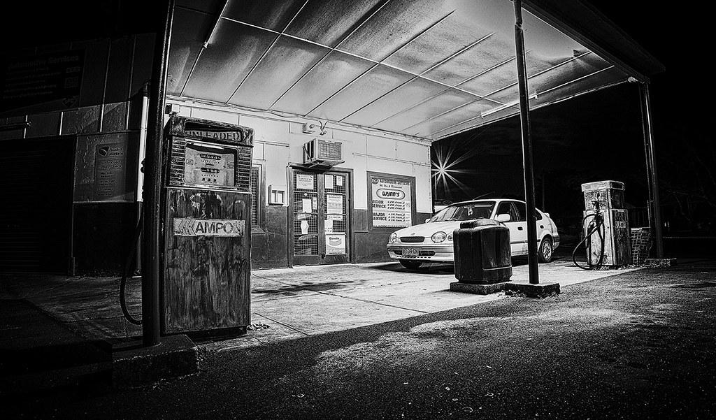 Old Ampol Bowser - Elderslie - NSW