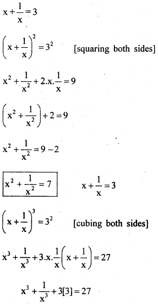 KSEEB Solutions for Class 8 Maths Chapter 2 Algebraic Expressions Additional Questions 4