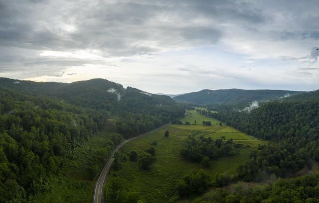 Highway 285, Van Buren County, Tennessee