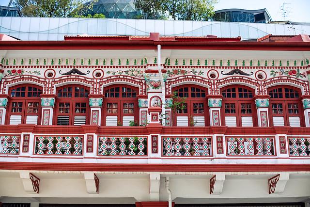 Beautiful Farrer Park Shophouses