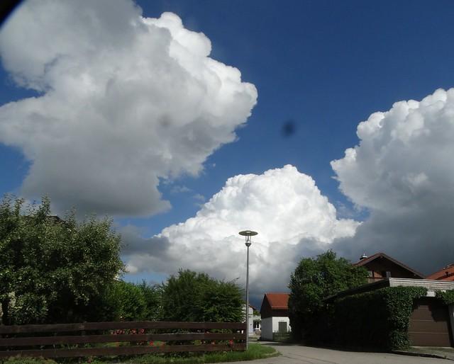 DSC09985 Sommerwolken