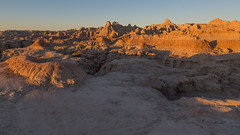Sunlight in the Badlands