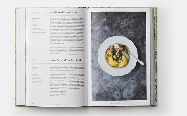 The Irish Cook Book Traditional Lamb Stew