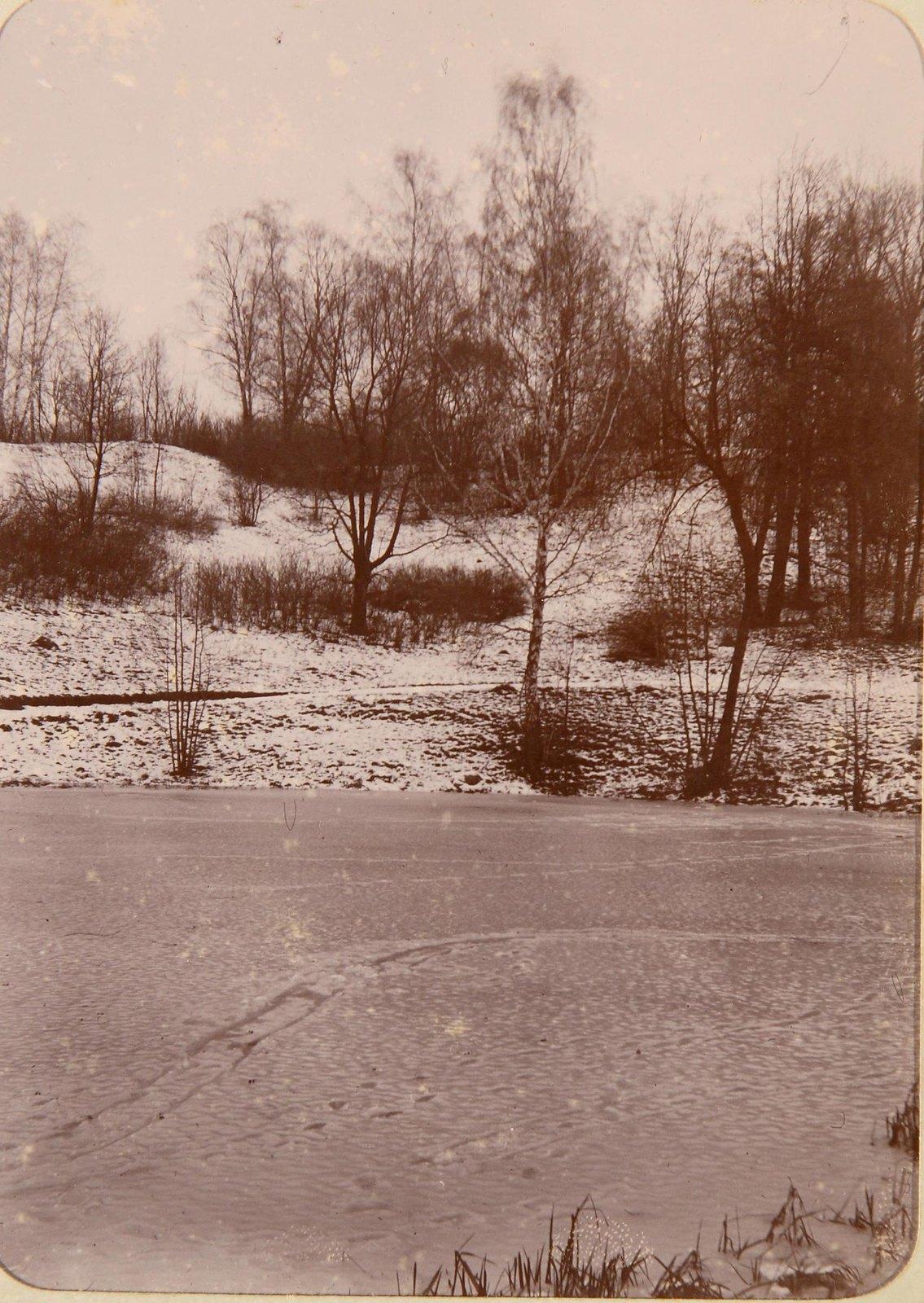 07. Зимний пейзаж