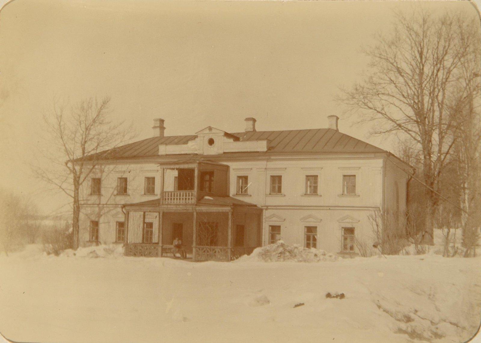 06. Усадебный дом
