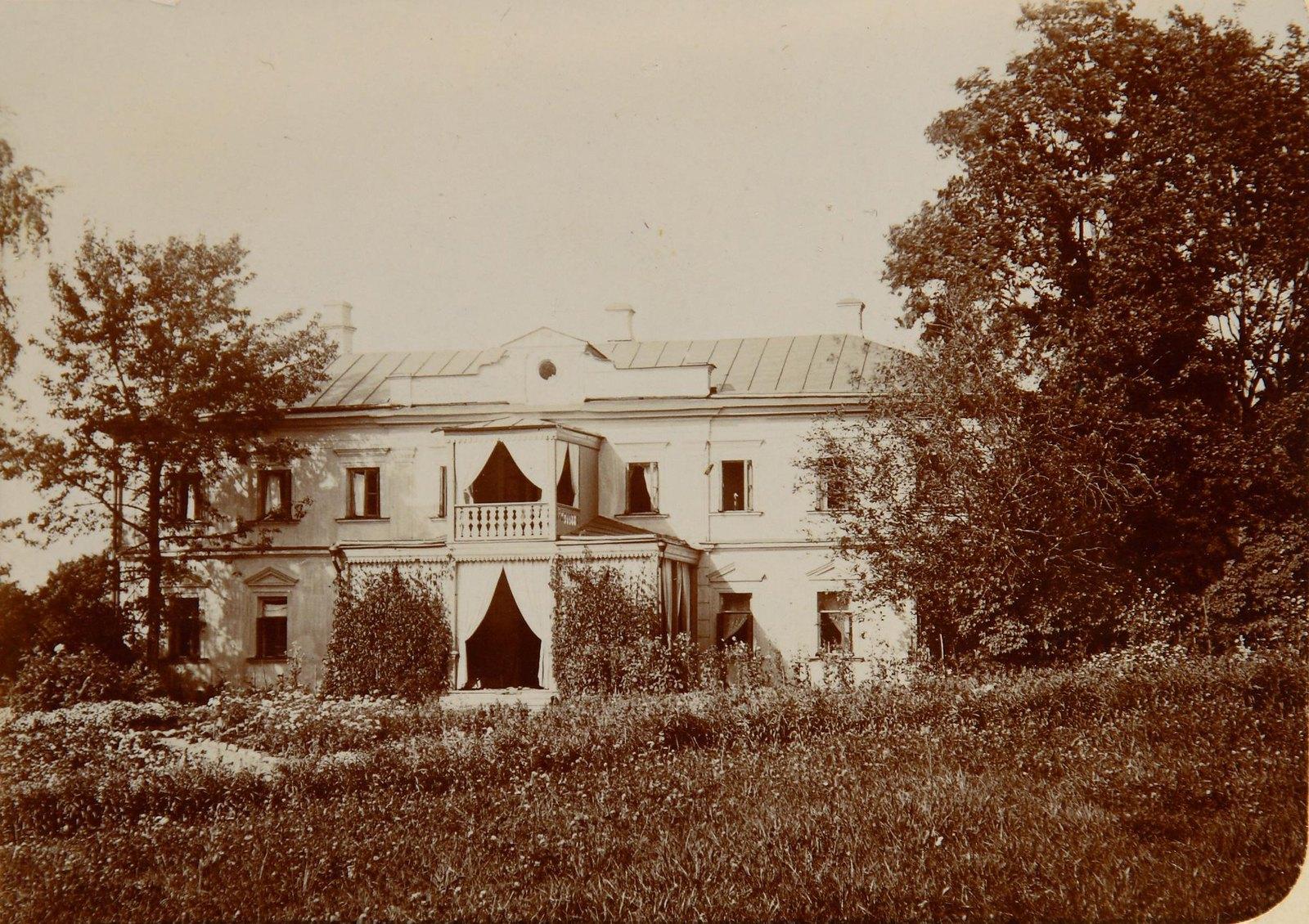 05. Усадебный дом. Общий вид