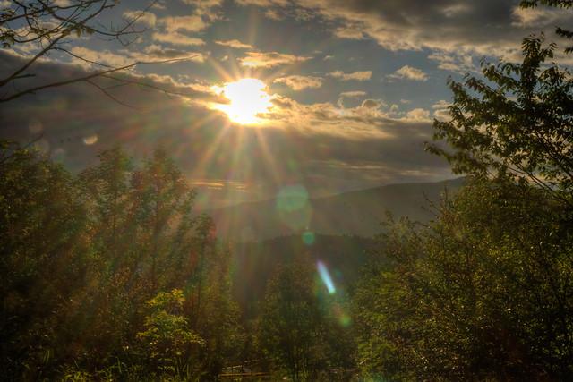 Le Soleil, un Impression