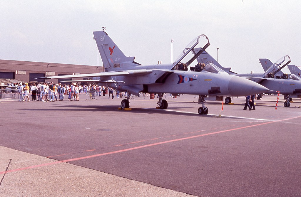 ZE810 BAe/Panavia Tornado