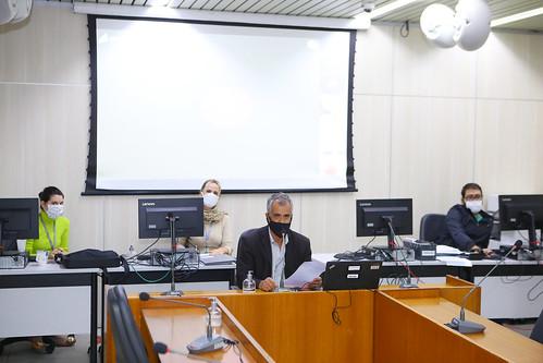 Comissão Parlamentar de Inquérito - Oitiva para ouvir os senhores: José Afonso Bicalho, Otávio Marques de Azevedo, Fernando Leyser Gonçalve