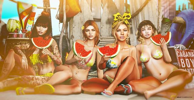 Do The Watermelon Crawl