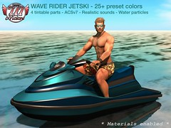 [777] Wave Rider @ Summer Time Fair 2