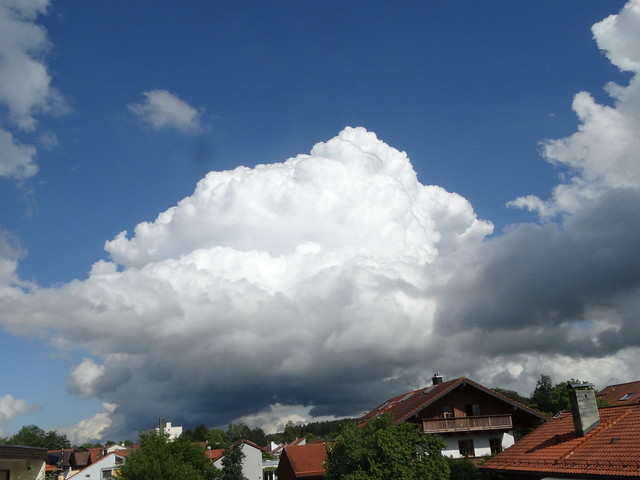 DSC09981 Sommerwolken