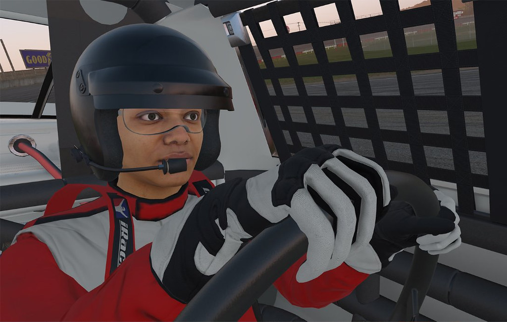 iRacing Personalized Driver 1