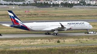 Aeroflot A350-941 msn 437 F-WZGO / VP-BXC