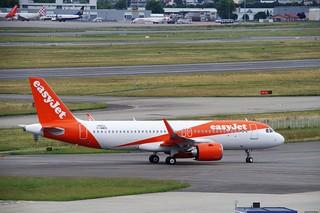 EZY A320neo F-WWDK MSN10053