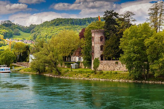 Bad Säckingen @ the Rhine River