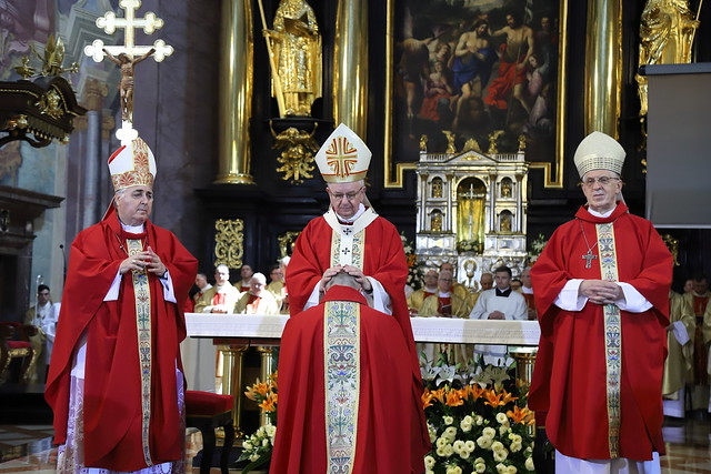Święcenia biskupie ks. Adama Baba, Lublin, 29 VI 2020