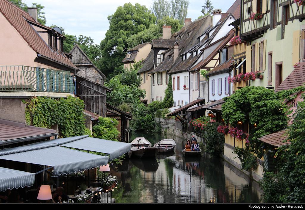 La Petite Venise, Colmar, France