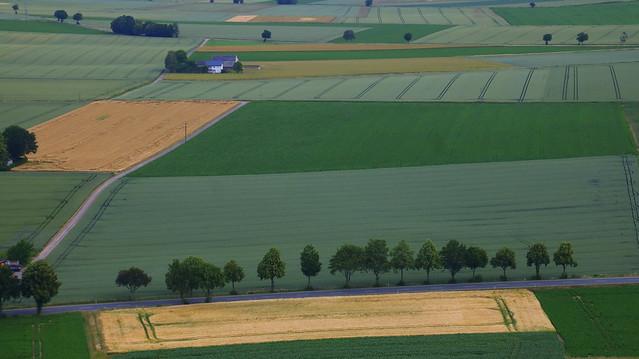 Landwirtschaftliche Geometrie / agricultural geometry