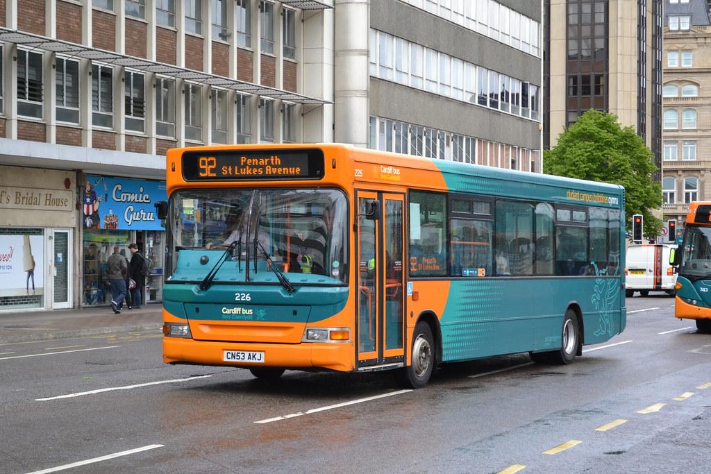 226, CN53AKJ, Cardiff
