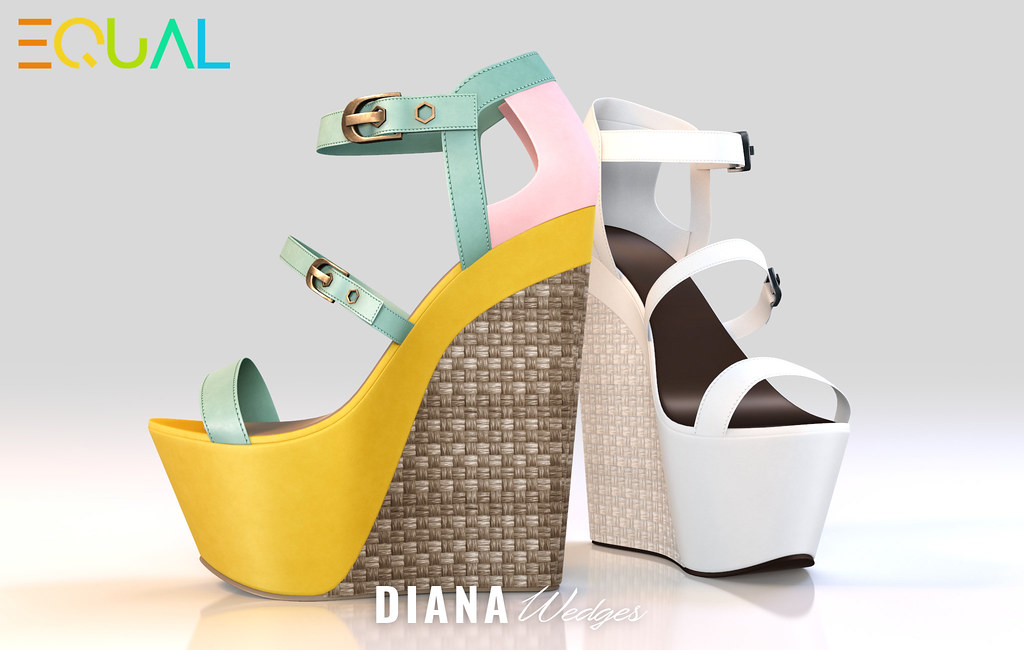 EQUAL - Diana Wedges