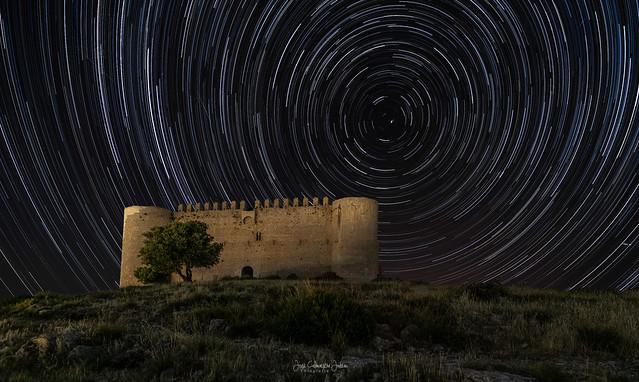 Circumpolar al castell del montgrí